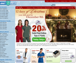 Smart Scrubs Coupons