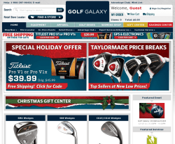 picture about Golf Galaxy Printable Coupons identify Golfing Galaxy Coupon codes Promo Codes - May perhaps 2019