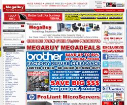 MegaBuy Coupons