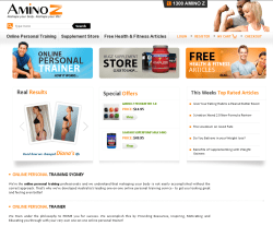 Amino Z Coupon