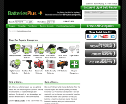 Batteries Plus Coupon