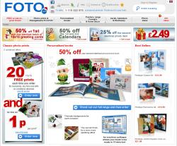 FOTO UK Discount Codes