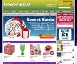Hawkin's Bazaar Discount Codes
