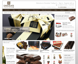 Chocolate Trading Company Discount Code