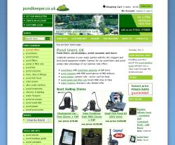Pondkeeper Discount Code