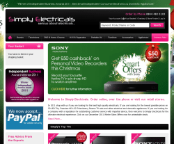 Simply Electricals Discount Codes