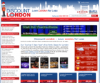 Discount London Voucher Codes promo code