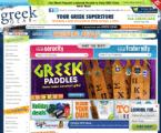 GreekGear Coupons