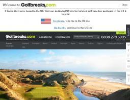 Golf Breaks Discount Codes