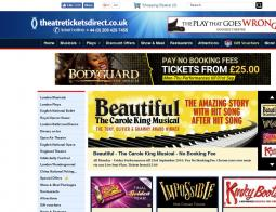 Theatre Tickets Direct Discount Codes