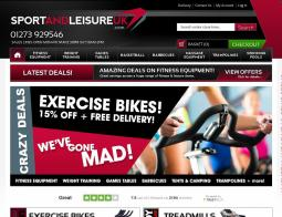 Sport and Leisure UK promo code