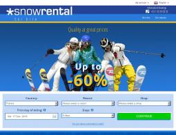 Snowrental Discount Codes