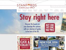 Stanfords Discount Codes