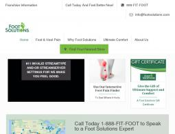 Foot Solutions Coupons