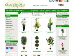 Quality Silk Plants Promo Codes