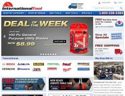 International Tool Coupons