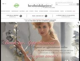 Best Bridal Prices Promo Codes