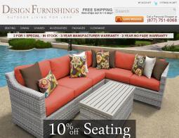 Popular Design Furnishings Coupon Codes