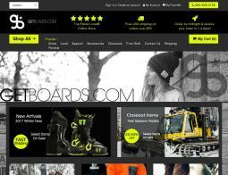 Getboards.com Promo Codes