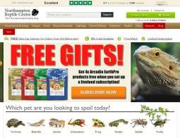 Northampton Reptile Centre Discount Codes