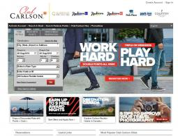Carlson Hotels Promo Codes