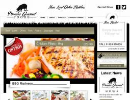 Premier Gourmet Foods Discount Codes