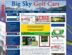Big Sky Golf Cars Promo Codes promo code