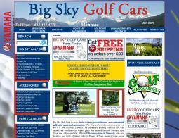 Big Sky Golf Cars Promo Codes