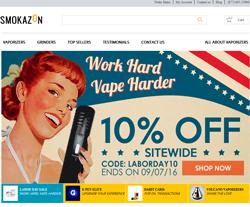Smokazon.com Coupon