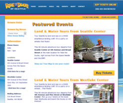 Active Ride the Ducks of Seattle Promo Codes & Deals for October 12222