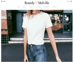 Brandy Melville 优惠码