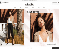Azalea Boutique Promo Codes