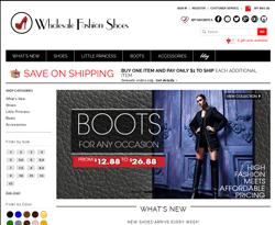 Wholesale Fashion Shoes Discount Codes