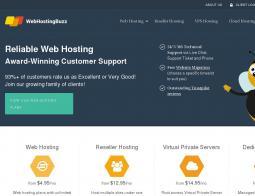 WebHostingBuzz Promo Codes