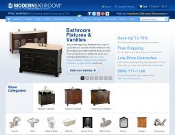 Modern Bathroom Coupon