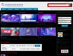 TicketNetwork Promo Codes