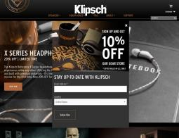 Klipsch Promo Code