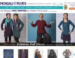 Get amazing deals on fun, unique and colorful styles and designs for yourself and your home by taking advantage of Mexicali Blues coupons and promo codes from Goodshop. As the leading online source for all things boho and hippie, they offer an amazing selection of global goodies from Nepal, Thailand, Mexico, Bali, Peru, and more.