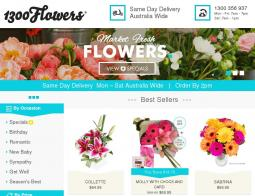 1300 Flowers Coupons