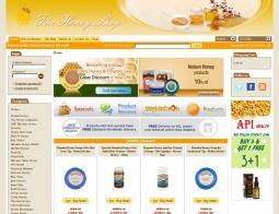 The Honey Shop Promo Codes