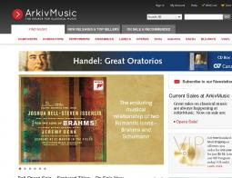ArkivMusic Promo Codes
