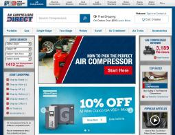 Air Compressors Direct Coupons
