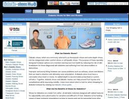 Diabetic Shoes HuB Coupons