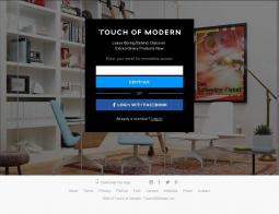 TouchOfModern Coupon