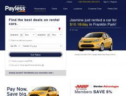 Payless Car promo code