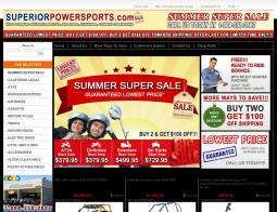 Superior Powersports Coupon Codes