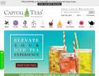 Capital Teas Coupon promo code