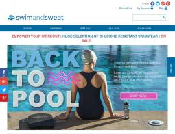 Swim & Sweat Coupon