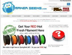 MakerGeeks.com promo code