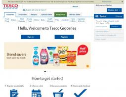 Tesco Grocery Discount Codes